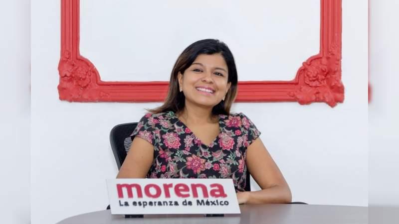 Para tener más mujeres en la política, necesitamos más hombres en la cocina: Carol Arriaga