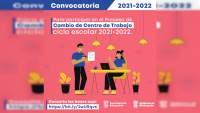 Emite SEE convocatoria para cambio de centro de trabajo a docentes de educación básica