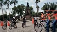 Se reanudan actividades de BiciEscuela gratuita con protocolo sanitario en Morelia
