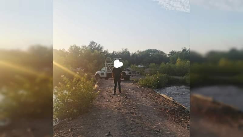 Carteles Unidos vuela con dinamita puente del Montoso, la última salida de Aguililla a Apatzingán: Promesas de Silvano no sirven de algo