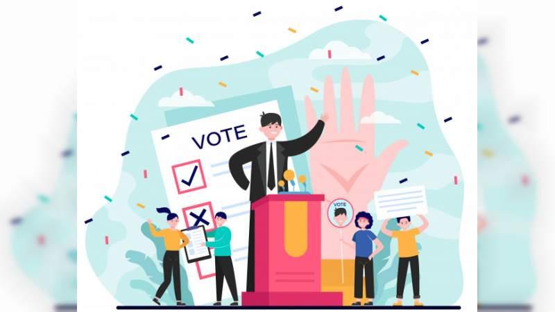 Arrancaran las campañas para presidentes municipales y diputados locales en Michoacán