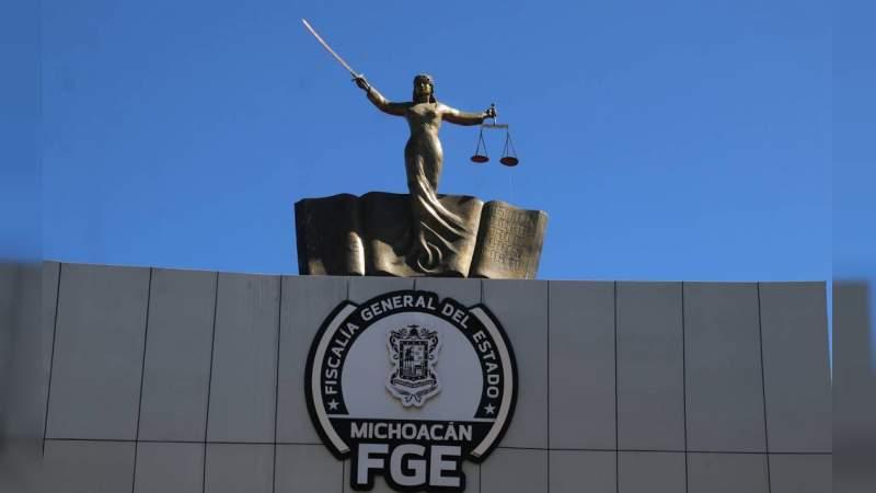 Cumplimenta Fiscalía, orden de aprehensión contra presunto responsable de incumplimiento de la obligación alimentaria