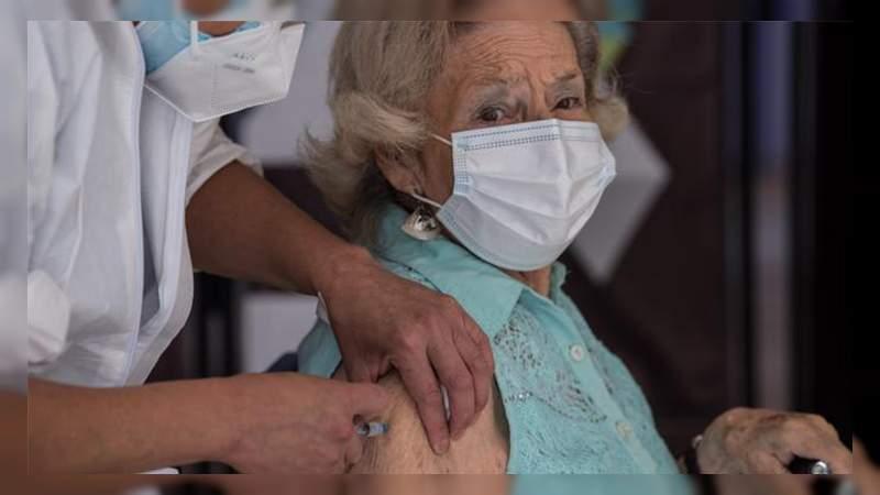 Inicia miércoles 21 de abril, aplicación de segundas dosis en Morelia