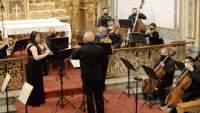 Ante miles de asistentes virtuales, Osidem revive música de Bach en Templo de las Rosas
