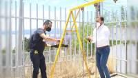 Se suma SEE a las acciones de limpieza en escuelas de Tacámbaro y Pátzcuaro