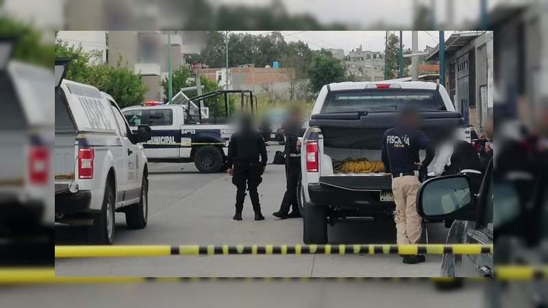 Atacan a tiros a edil con licencia de Los Reyes, él presumiblemente resulta ileso, su escolta muere
