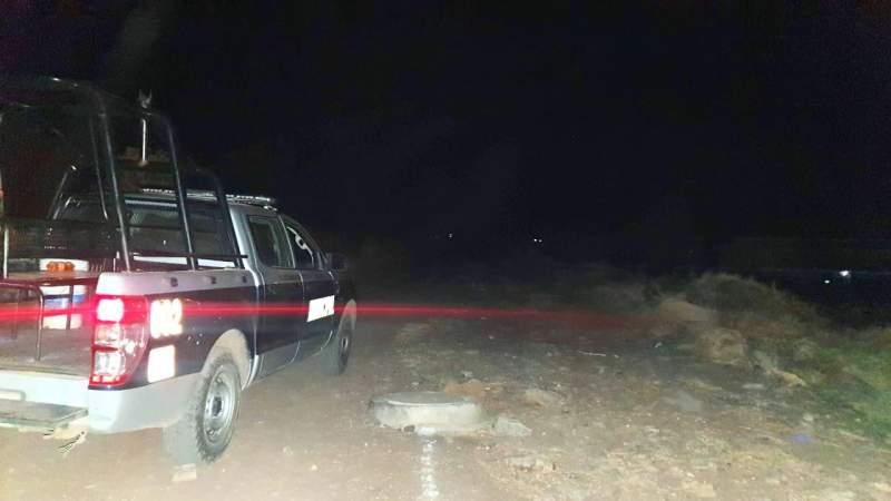 Hallan cadáver putrefacto en Jacona, Michoacán