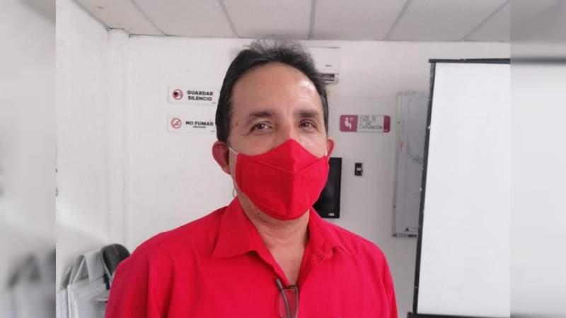 Se vacunará contra el Covid-19 a los maestros de la región Apatzingán, del 4 al 7 de mayo