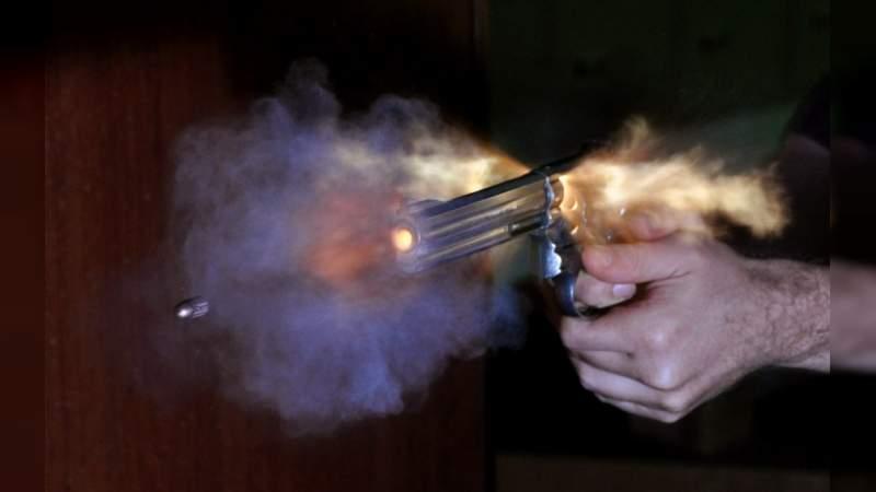 Reportan disparos de arma en diferentes puntos de Morelia