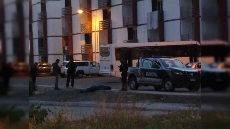 Comienza la semana con un asesinato más en Zamora, Michoacán