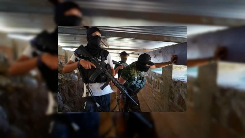 Cártel de Tepalcatepec pide ayuda a las autoridades de seguridad por incursión del CJNG