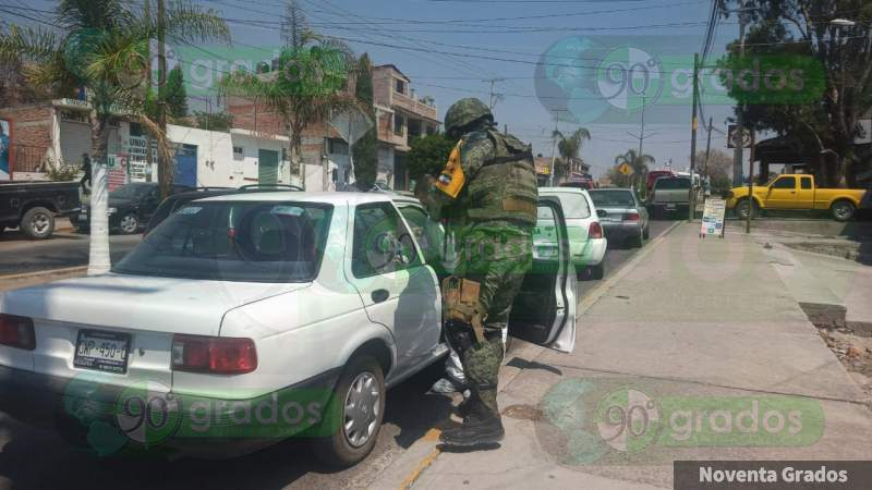 Asesinan a comerciante en Apaseo el Alto, Guanajuato