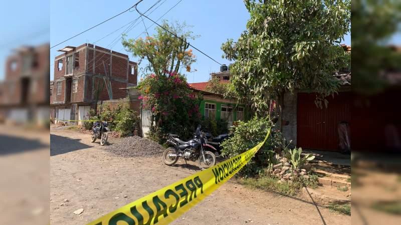 Acribillan a dos mujeres en las últimas 12 horas, en Uruapan, Una murió, la otra está herida
