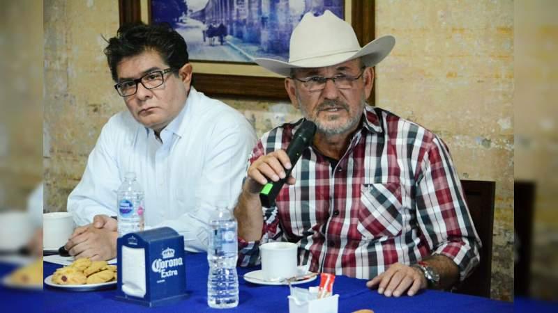 No verán a políticos de siempre en mi gabinete; puros ciudadanos: Hipólito Mora Chávez