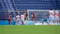 Con autogol de Moragrega, el Atlético Morelia se impuso al Atlante en la Ida de Semifinales