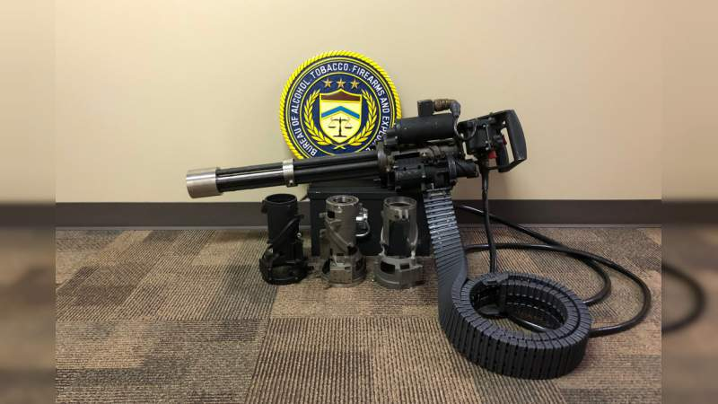 CJNG cuenta con 10 ametralladoras Minigun capaces de disparar 167 balas por segundo: Expertos en seguridad