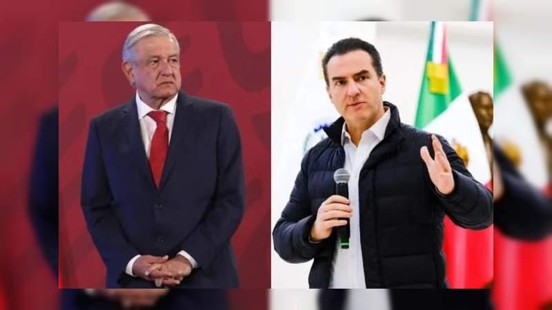 Adrián de la Garza asegura que Samuel García es el candidato protegido de López Obrador