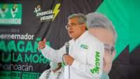 Comenzará Magaña de la Mora gira por la región Sierra-Costa de Michoacán