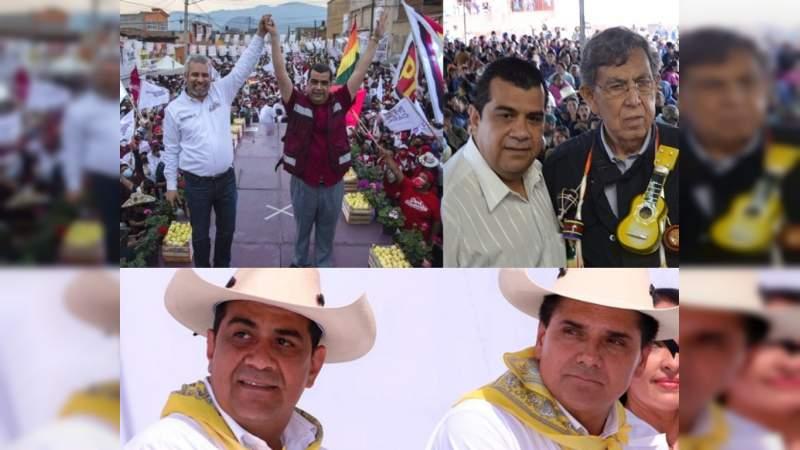 Operador de Aureoles se va con Morena: Elías Ibarra, exalcalde y exdiputado perredista, se une a Alfredo Ramírez Bedolla