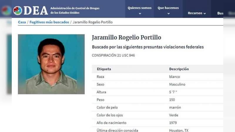 Solicita la DEA orden de extradición en contra de candidato de Morena en Michoacán