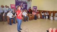 Fortalece PRI activismo en Pátzcuaro