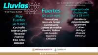 """Tras paso de tormenta tropical """"Andrés"""", PC exhorta a tomar medidas de prevención"""