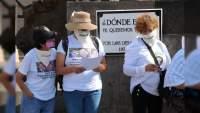 Madres con hijos desaparecidos celebran el 10 de mayo con tristeza