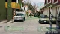 Atacan a balazos a moradores de una vivienda en Salvatierra, Guanajuato