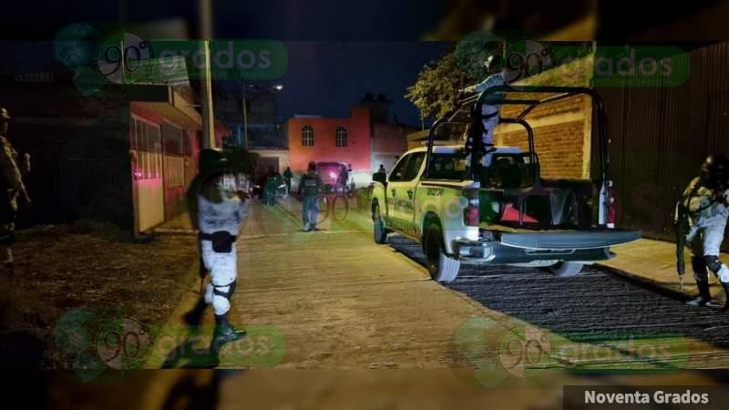 Ejecutan a joven en Zamora, Michoacán