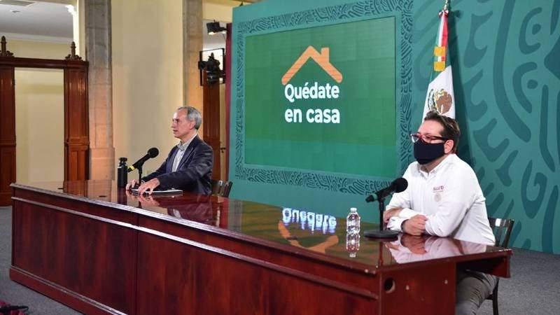 López-Gatell asegura que no debe haber preocupación por el hongo negro en pacientes con Covid-19