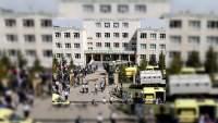 Tiroteo en escuela de Rusia deja saldo de 7 niños y un profesor muertos