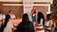 La creación del Consejo Michoacán, conformado por siete sedes regionales, prioridad para Mercedes Calderón