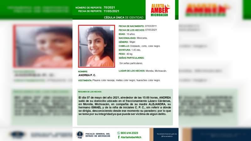 Reportan desaparición de familia completa en Morelia, Michoacán