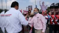 Retoma Memo Valencia, actividades de campaña