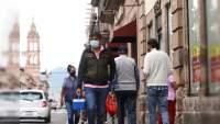Más de 29 mil hombres han dado positivo al Covid-19  en Michoacán