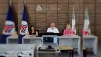 Expone Cristóbal Arias propuestas para Jóvenes y sector educativo