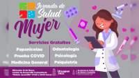"""Albergará Cedeco de la colonia Rubén Jaramillo """"Jornada de Salud Mujer"""""""