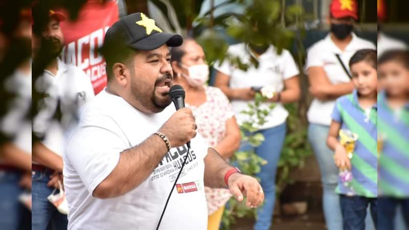 La transformación garantía de bienestar social: Francisco Huacus