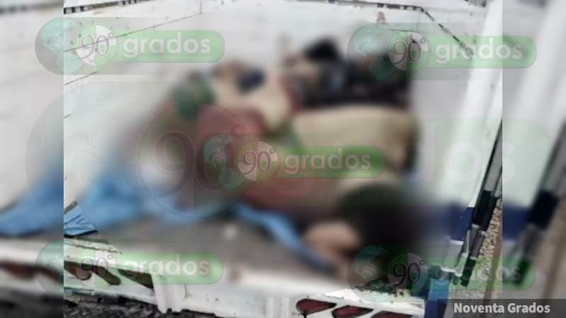 Familia Michoacana se atribuye matanza de 9 en Zitácuaro; habrían sido levantados en el Orienteen días pasados