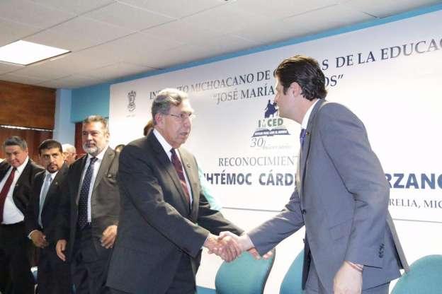 instituto michoacano de ciencia de la educacion: