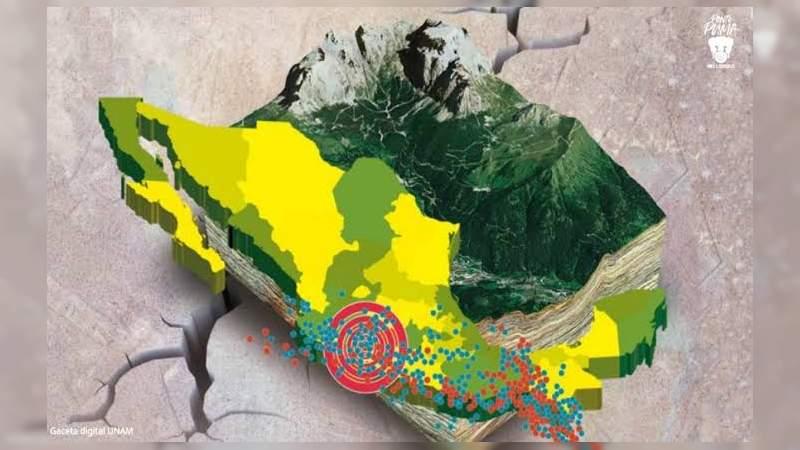 Científicos señalan que enjambre sísmico en Michoacán podría deberse a nacimiento de volcán
