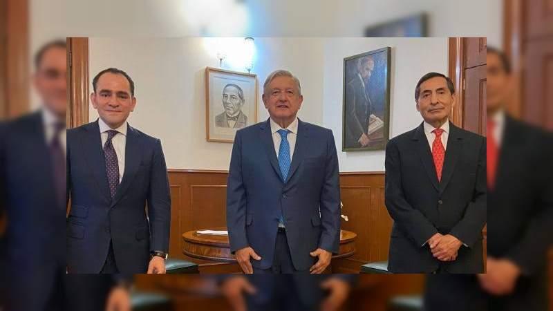 Arturo Herrera deja la Secretaría de Hacienda y AMLO lo candidatea para Banxico