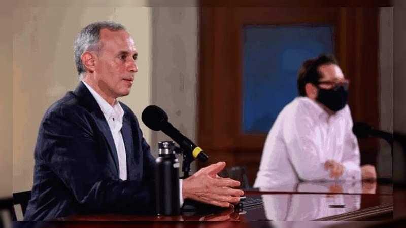 Anuncia López-Gatell el fin de las conferencias vespertinas dedicadas al Covid-19