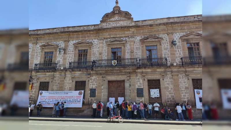 Sueum pide a partidos políticos respetar la voluntad popular y resultados de la elección