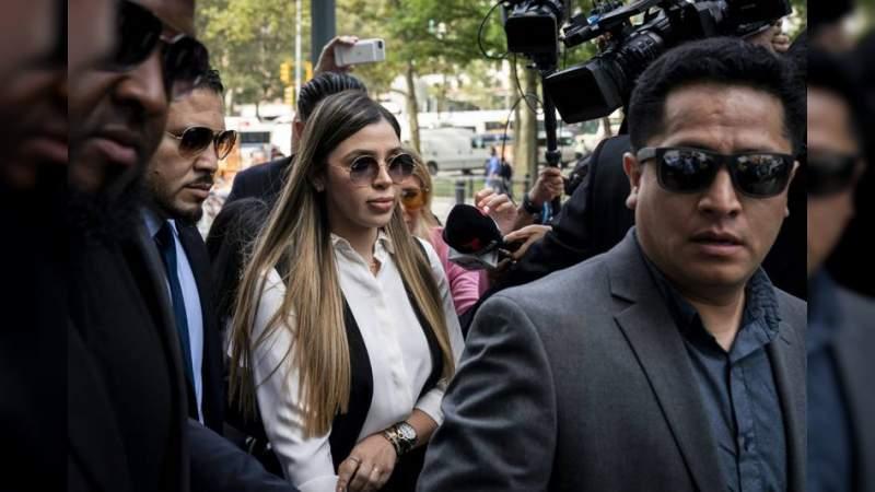 Emma Coronel se declaró culpable de narcotráfico este jueves