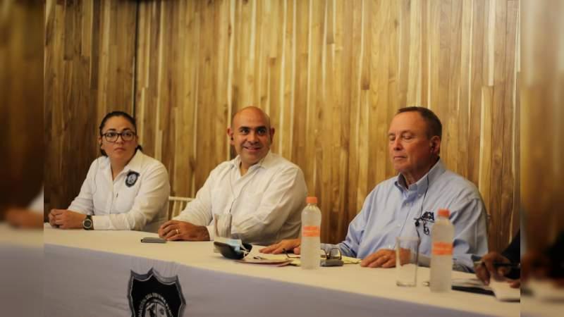 Centro Penitenciario de Apatzingán, primero en el estado con certificación ACA: Javier Ayala