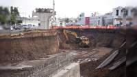 Recomendación de vías alternas por construcción del distribuidor vial Mil Cumbres