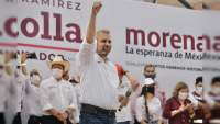La elección terminó, es hora de trabajar por Michoacán: Misael García