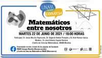 """Presenta """"UNAM Morelia Conversa"""" la plática: """"Matemáticos entre nosotros"""""""
