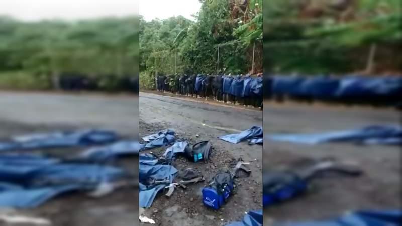 Habitantes de Tancítaro acusan liberación de una treintena de sicarios: Exigen saber su paradero